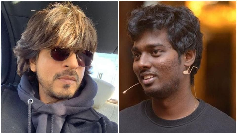 There is an update on Shah Rukh Khan and Atlee's long-rumoured collaboration.