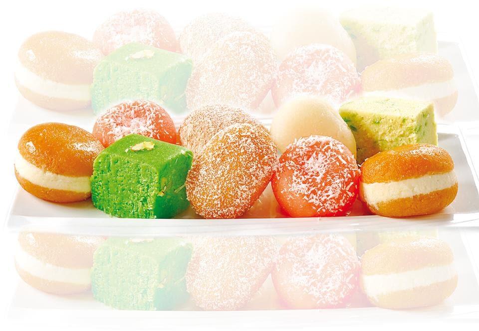 Many Indian sweets involve milk. So we are biased towards milk-based desserts.