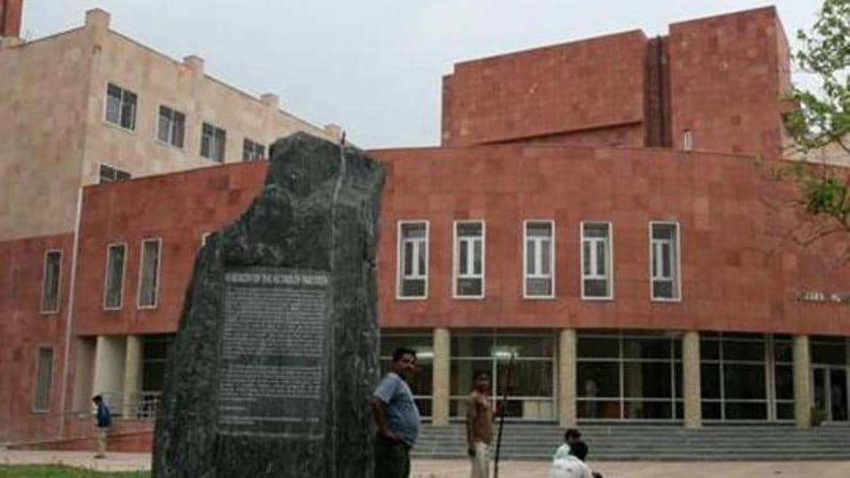 Jamia Milia Islamia University.