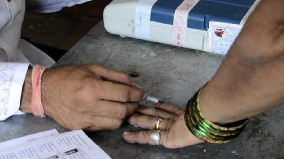 The Dharamshala assembly segment went to polls on Monday, recording 65.39% turnout which was considerably low compared to 76% in 2017 assembly elections.