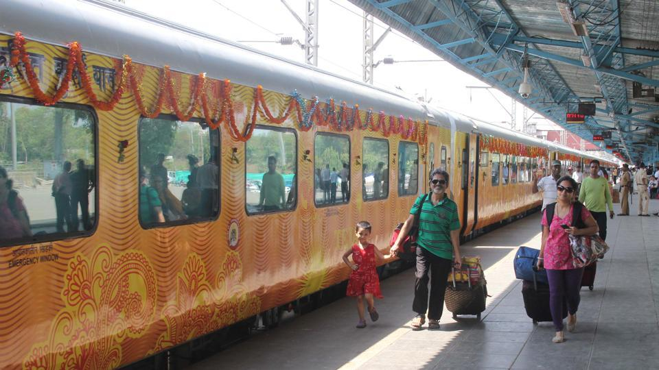 The Tejas Express, Mumbai's first private outstation train,  is expected to hit the track from the second week of November.
