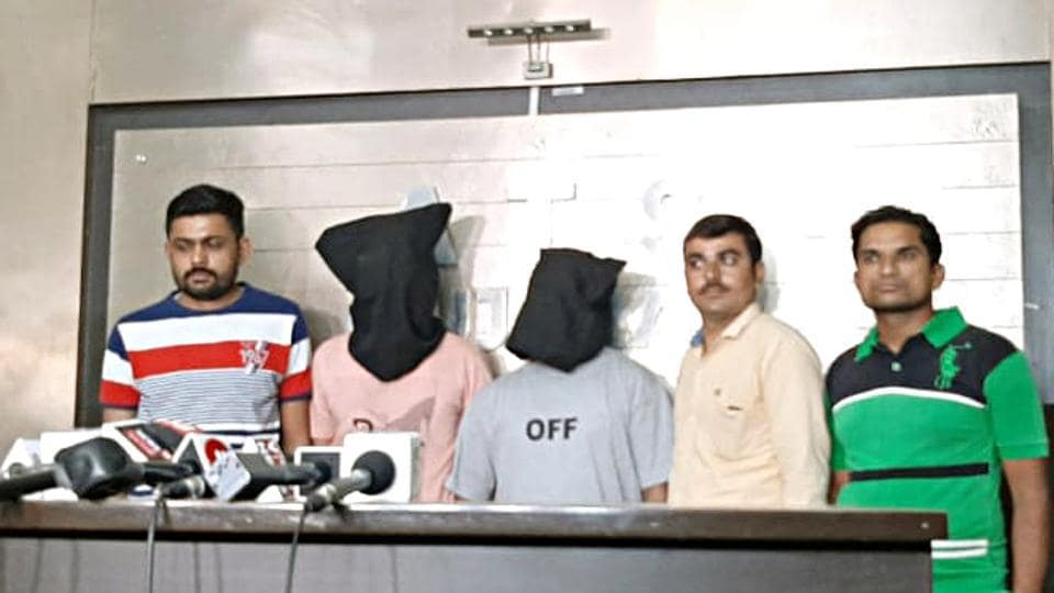 Gujarat ATS arrested two people for the murder of Hindu Samaj Party leader Kamlesh Tiwari on Tuesday, October 22, 2019 from the Gujarat-Rajasthan border.