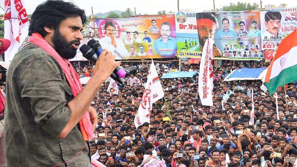 Pawan Kalyan's Jana Sena Party won only one assembly seat in the Andhra Pradesh assembly elections in April and drew a blank in the LokSabha Polls in the state.