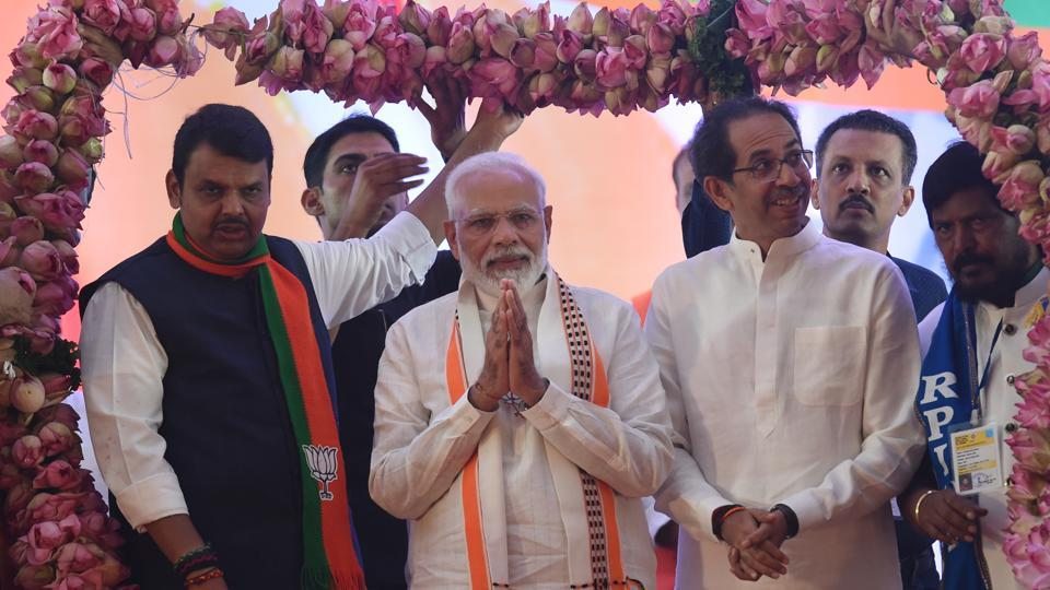 The BJP-Shiv Sena combine is hoping to secure majority in Maharashtra assembly. Counting of votes will take place on October 24, 2019.