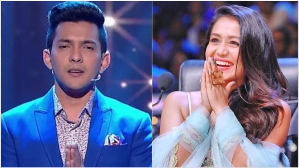 Aditya Narayan says he tried to protect Neha Kakkar but what happened later 'was not in my hands'.