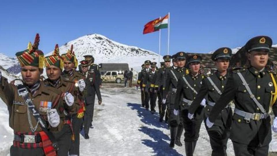 """""""There has not been any major incident of incursion by Chinese troops"""", said SS Deswal, the director general of ITBP."""