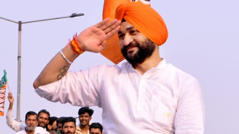 Former Indian hockey captain Sandeep Singh, 33, became the first Olympian from Haryana to enter the state assembly by winning the Pehowa seat on the BJP ticket.