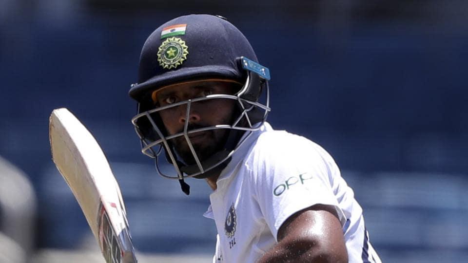 File image of India cricketer Hanuma Vihari.