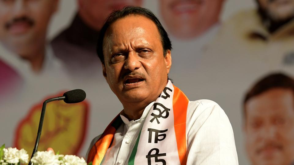 Ashok Mane declared support to NCP candidate Ajit Pawar.