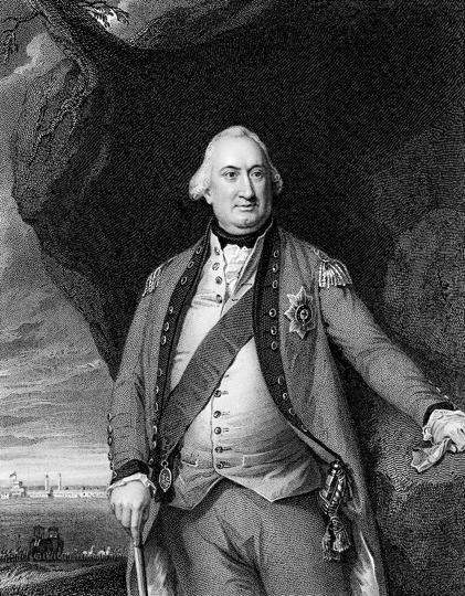 Charles Cornwallis (1738-1805), Governor-General of India, who sowed the seed which grew into the IAS.