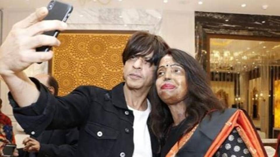 Shah Rukh Khan had named the Meer Foudation after his father.
