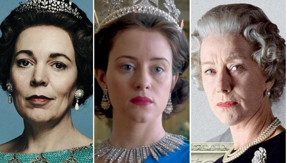 Oscar-winner Olivia Colman replaced Claire Foy as Queen Elizabeth in the third season of Netflix's The Crown.