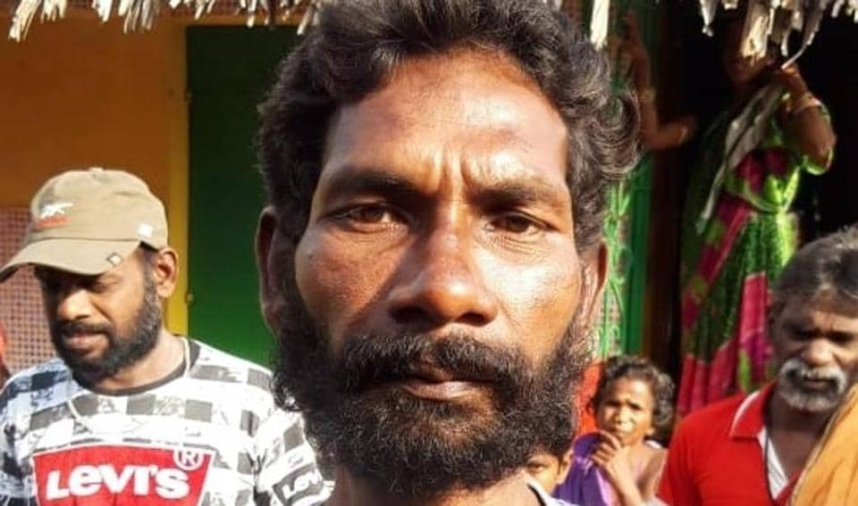 Andaman man Amrit Kujur and his friend had started from the Andaman Islands to sell provisions and potable water to other ships in the Andaman sea.  Caught in two storms, Kujur lost his friend and was washed ashore 28 days later on Friday at a village in Odisha.