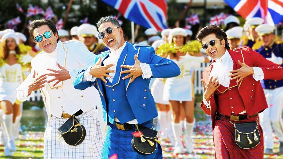 Housefull 4 opens at Rs 18.85 crore on Friday.