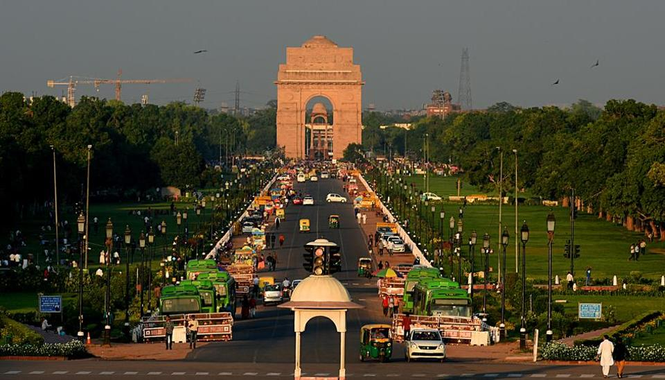 The contract for designing the ambitious revamp of New Delhi's Central Vista, or Rajpath, the seat of power in the national capital, was awarded to Ahmedabad-based HCP Design, Planning And Management Private Limited