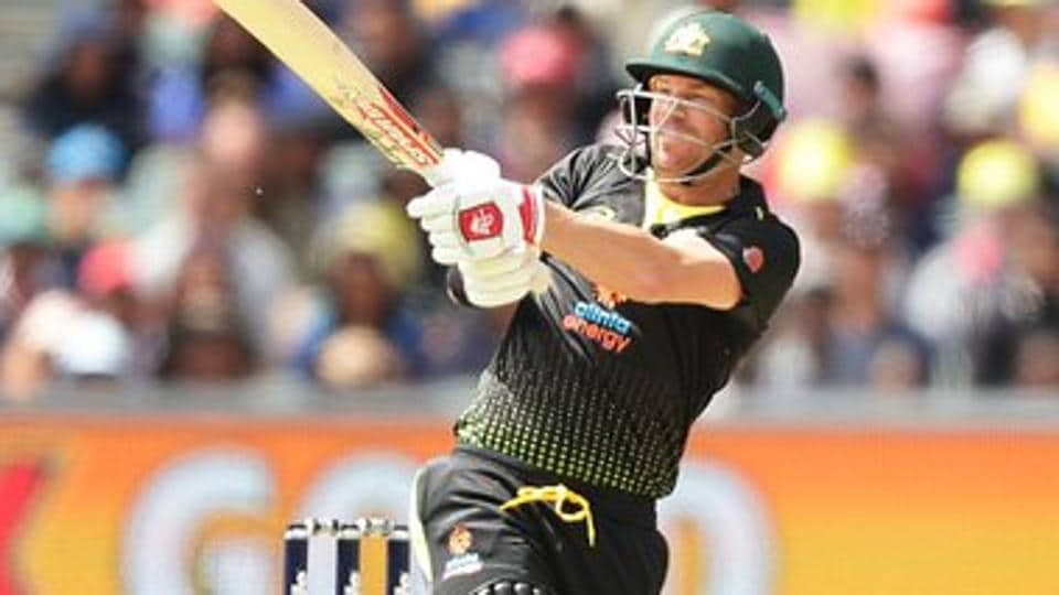 Aaron Finch wants to build a solid Australian side