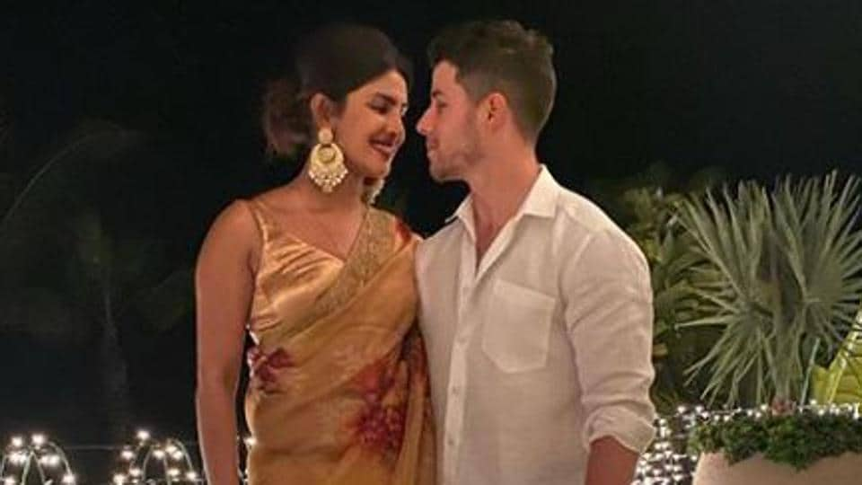 Priyanka Chopra and Nick Jonas ring in their first Diwali as a married couple in Cabo