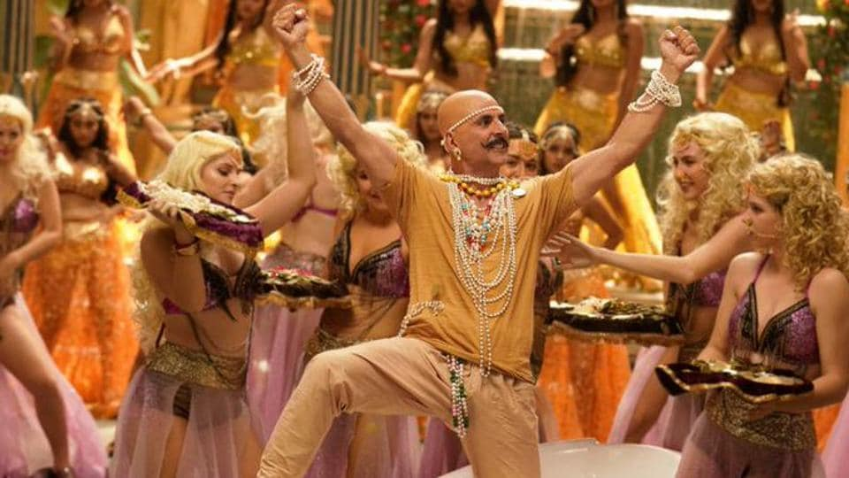 Housefull 4 collected Rs 18.81 crore on Saturday.
