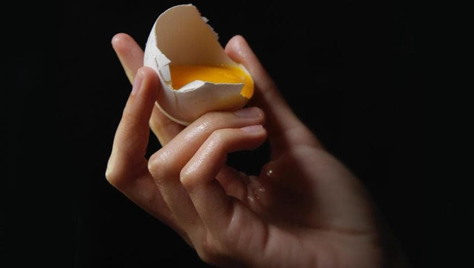 The Woman's husband says she is very fond of eggs (representational image).