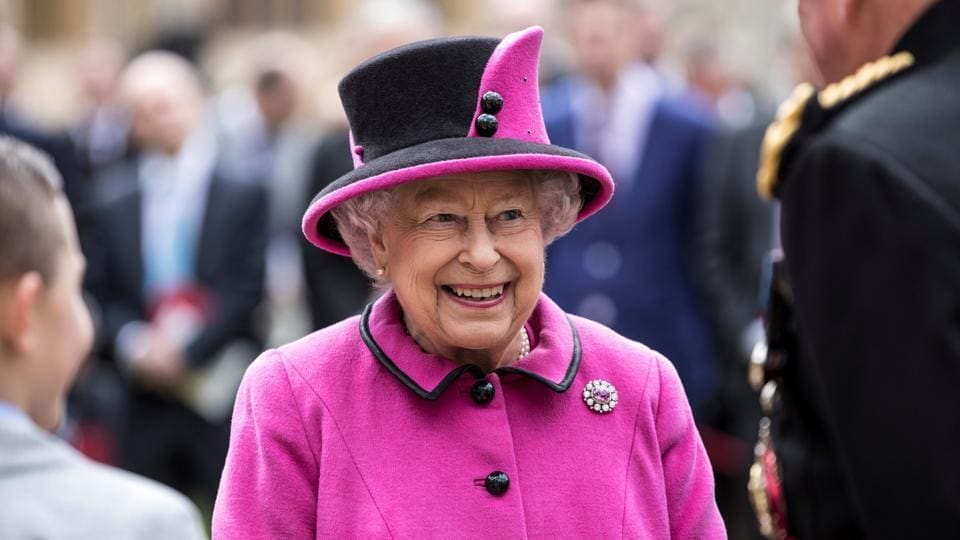 According to People magazine, before the queen puts on any pair of shoes, her dressmaker and close confidant, Angela Kelly, break them in herself.