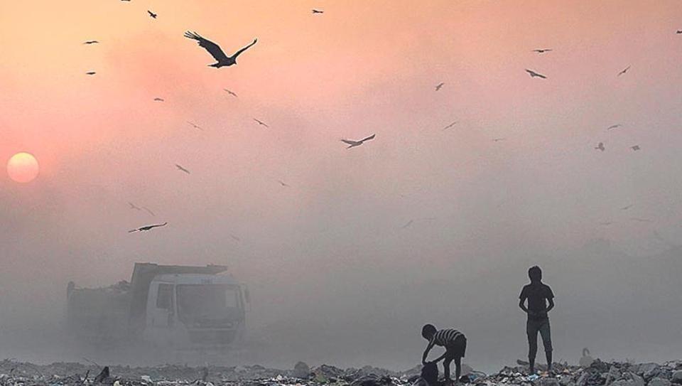 Delhi and Noida were left reeling under 'very poor' pollution levels after Diwali celebrations