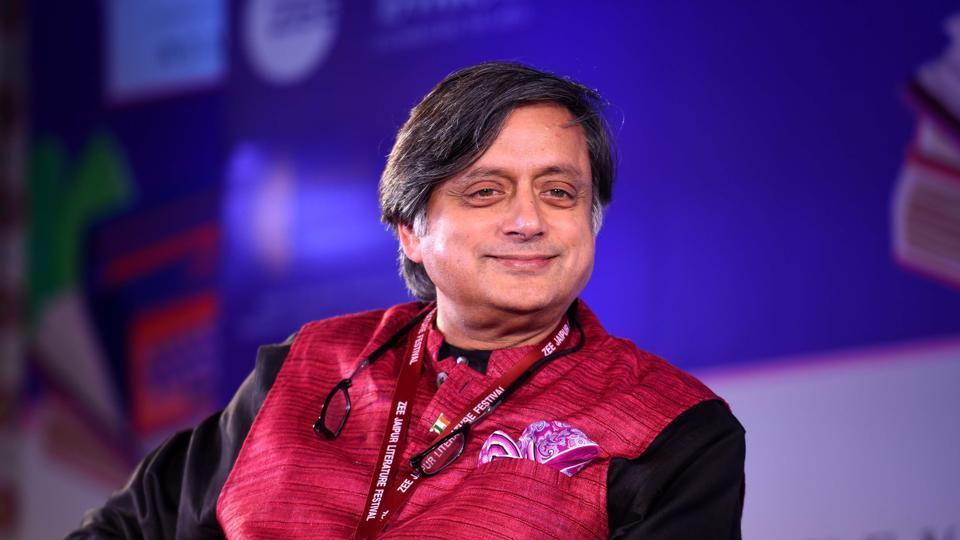 Senior Congress leader Shashi Tharoor reacted to the ongoing trend of '#WaPoDeathNotices' tweets on Twitter on Monday, terming them as 'hilarious'.