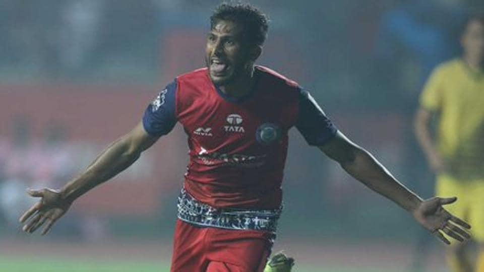 Jamshedpur FC defeated Hyderabad FC 3-1.