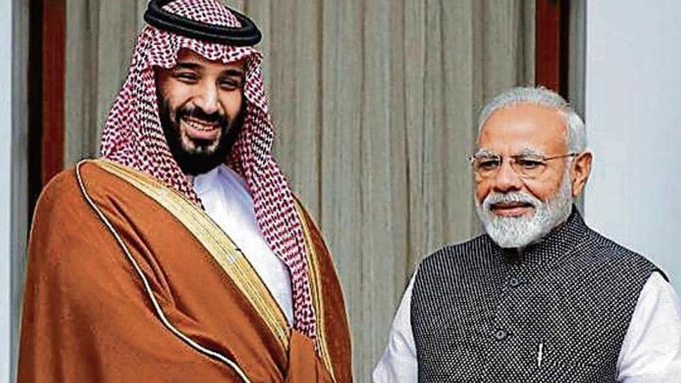 Prime Minister Narendra Modi will have a packed schedule during his day-long visit to Saudi Arabia on Tuesday