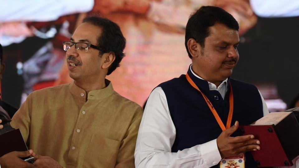 BJP and Shiv Sena has a pre-poll alliance in Maharashtra.