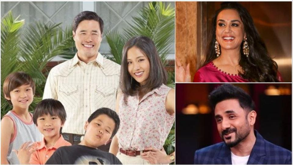 Preity Zinta and Vir Das will star in a new show, a spin-off of Fresh Off The Boat.
