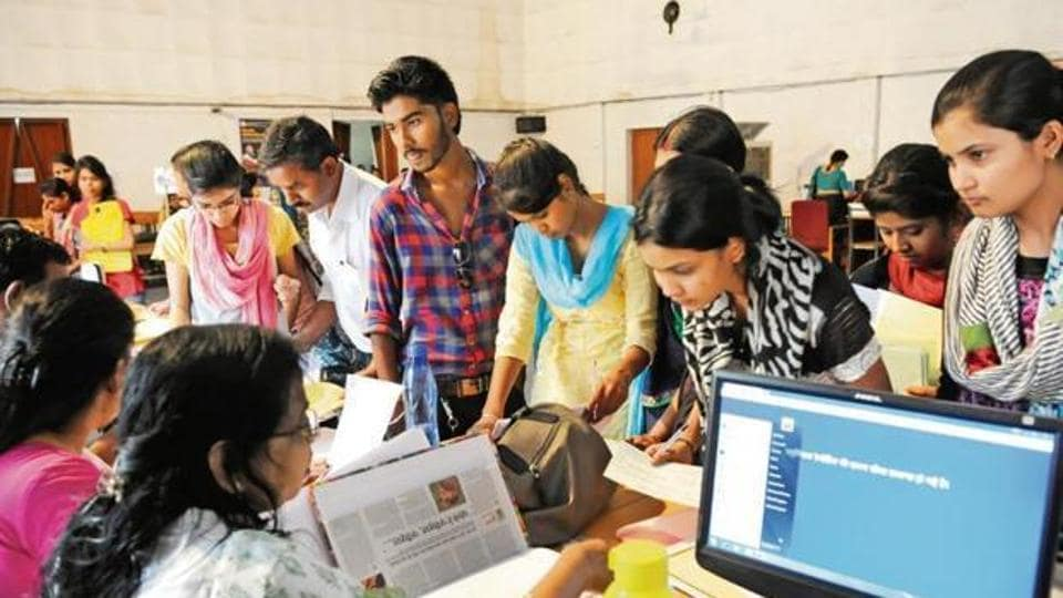 Online correction in certificates for UP students. (Representational image)
