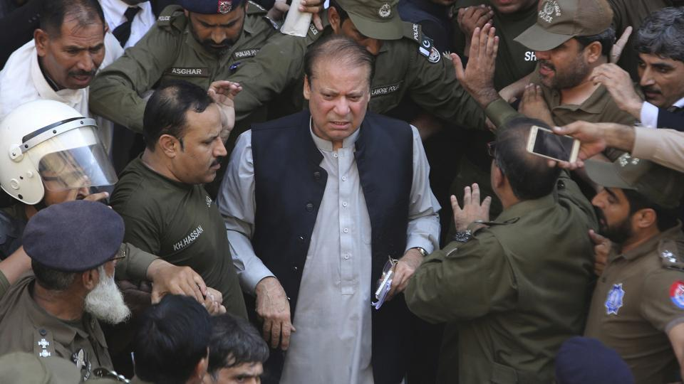 Sharif sentence suspended for 8 weeks in Al-Aziza case