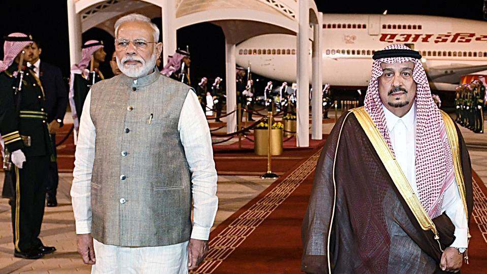 India and Saudi Arabia are expected to sign several key agreements during Prime Minister Narendra Modi's meeting with King Salman bin Abdulaziz Al Saud.
