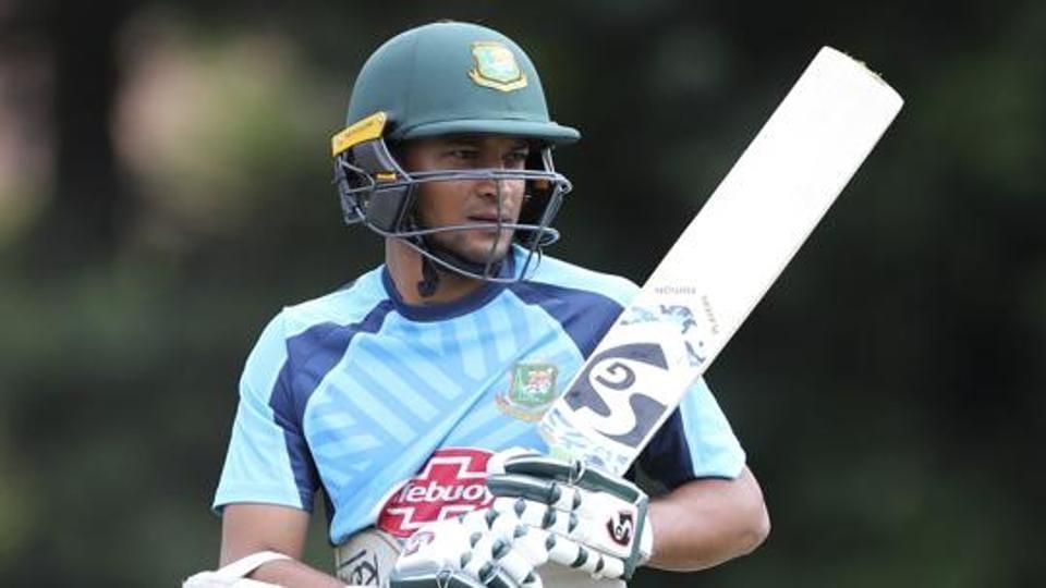 File image of Bangladesh cricketer Shakib Al Hasan.