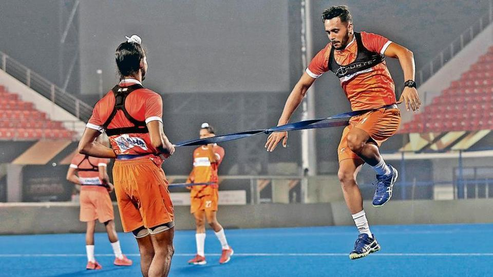 Ever since Australian GrahamReid took charge of the India team, he has focused on fitness and stamina, to try and make players perform with the same intensity through the match