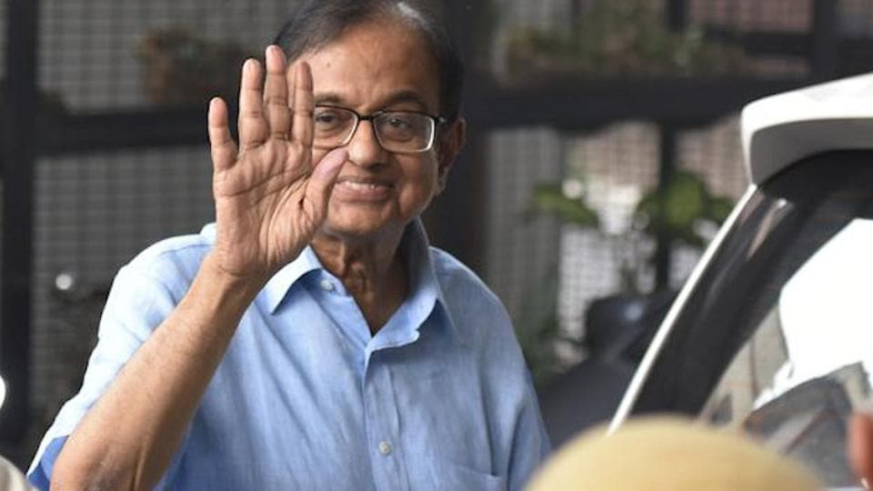 Chidambaram took a swipe after he was sent to 14-day judicial custody to Tihar Jail for his alleged involvement in the INX money laundering case being probed by Enforcement Directorate.