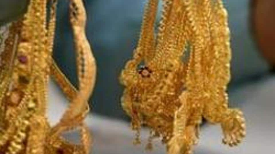 Bull ate about 40 grams of gold ornaments belonging to a woman residing in ward number six of Kalanawali.