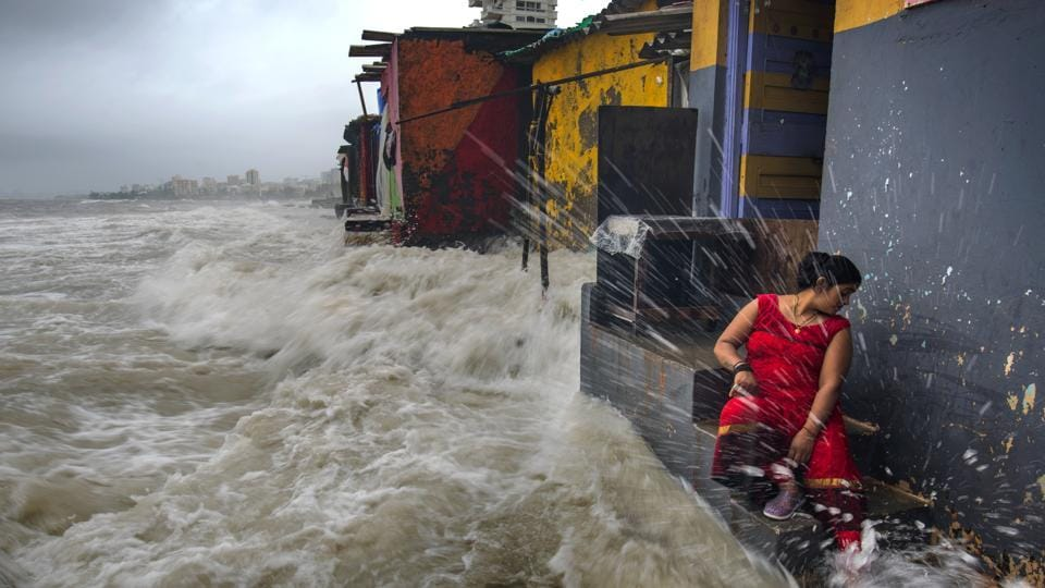 The study states that coastal flooding could impact 300 million people globally by 2050 and the high tide lines could permanently rise above land occupied by some 150 million people, mostly in Asia