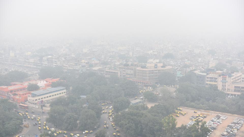 Delhi's Air Quality Descends Into The 'severe' category