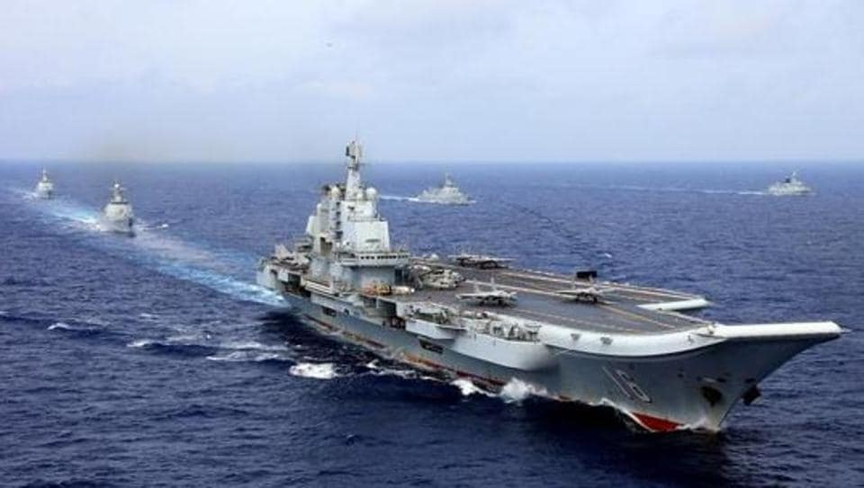 The chief of the Hawai-based Pacific fleet said China's military buildup in the disputed waters of the SCS threatens several countries, many of whom are American allies.