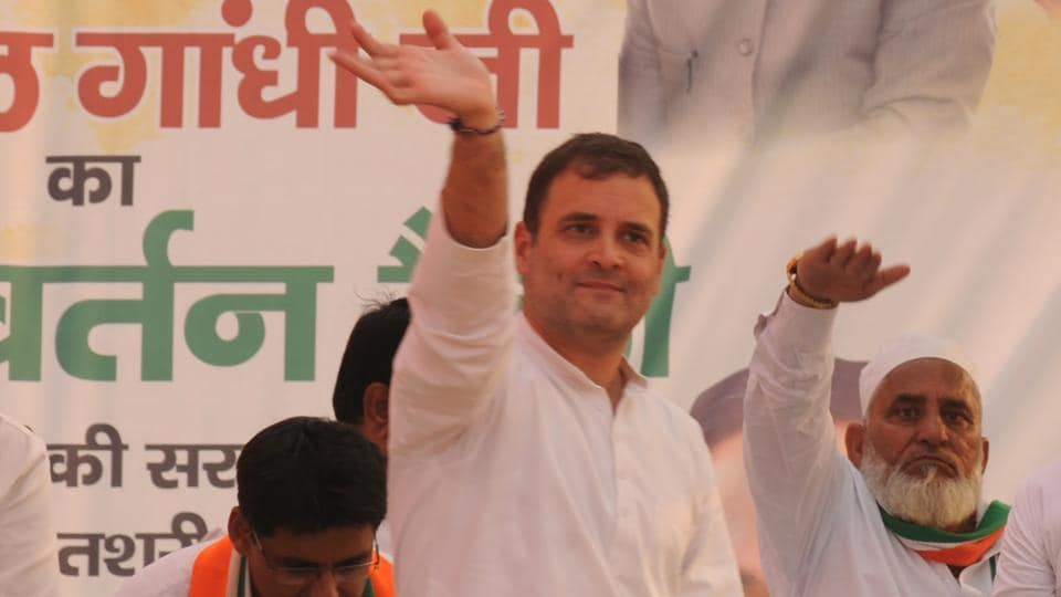 Congress chief spokesperson Randeep Surjewala said Rahul Gandhi has gone abroad on a 'meditational visit'