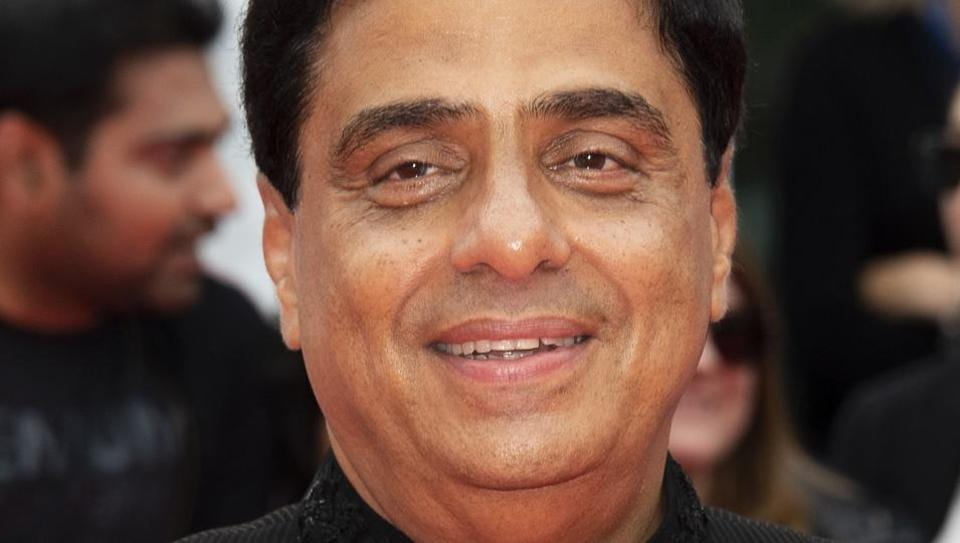 Ronnie Screwvala attends a premiere for The Sky is Pink on day nine of the Toronto International Film Festival.