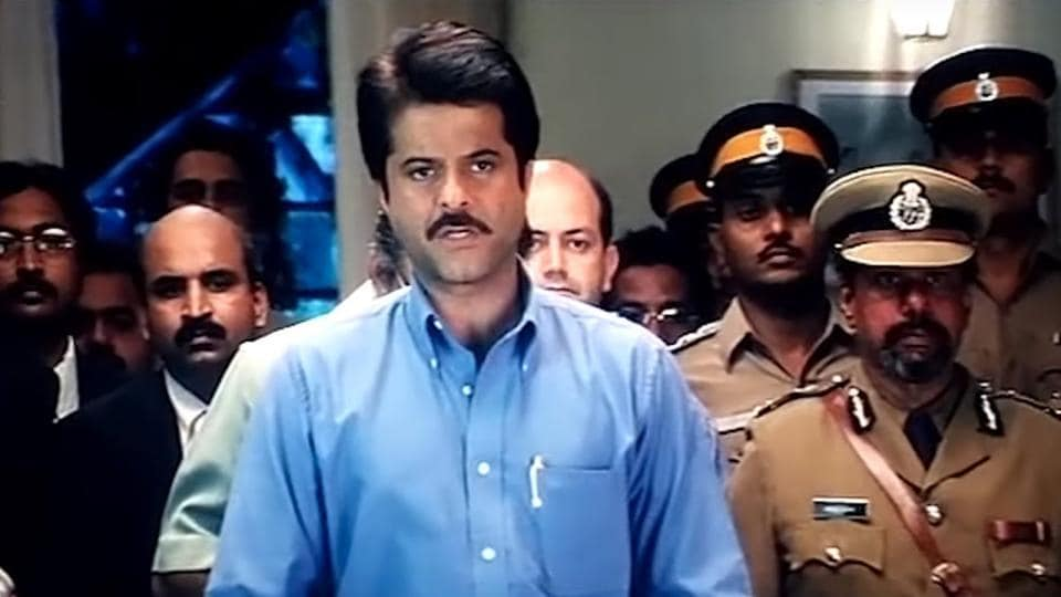 Anil Kapoor played a journalist and a chief minister in Nayak.