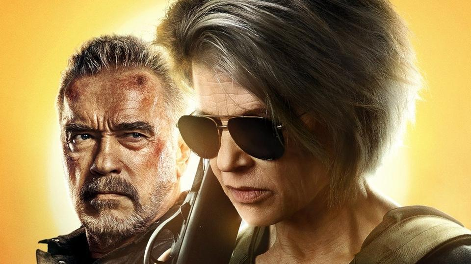 Terminator Dark Fate movie review: Arnold Schwarzenegger and Linda Hamilton reunite for the first time since Terminator 2.