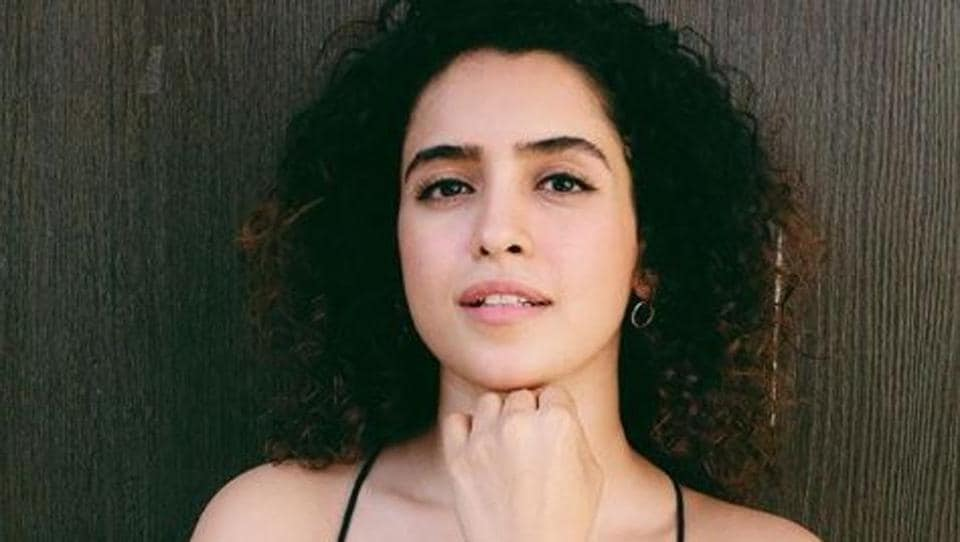 Sanya Malhotra will soon be seen with Vidya Balan in Shakuntala Devi.
