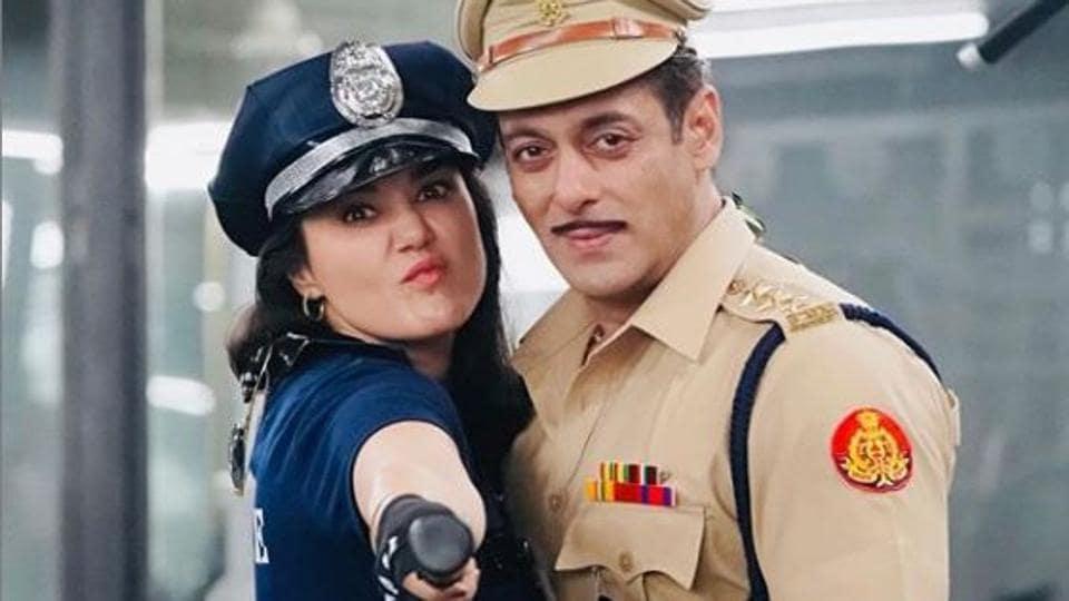 Preity Zinta teams up with Salman Khan for 'Dabangg 3'?