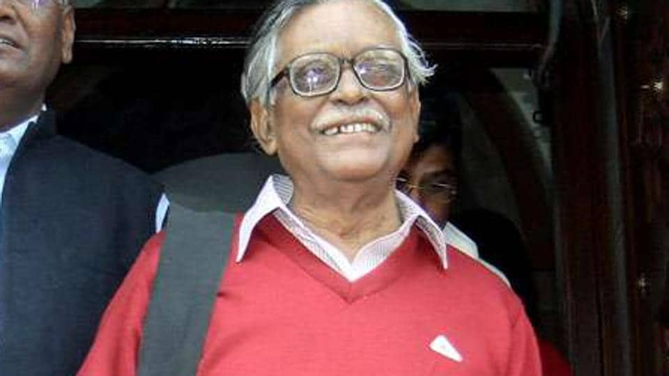 Former Lok Sabha MP and Communist Party of India (CPI) leader Gurudas Dasgupta died at the age of 83 in Kolkata on Thursday.
