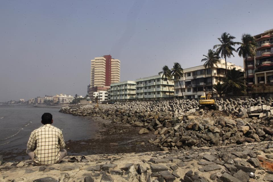 Dadar is said to be at critical risk, according to the Climate Central's study of the effects of sea level rise globally.