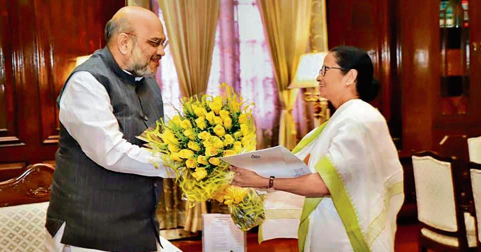 BJP emerged as TMC's chief opponent after the party won 18 out of the 42 Lok Sabha seats in West Bengal in May 2019.