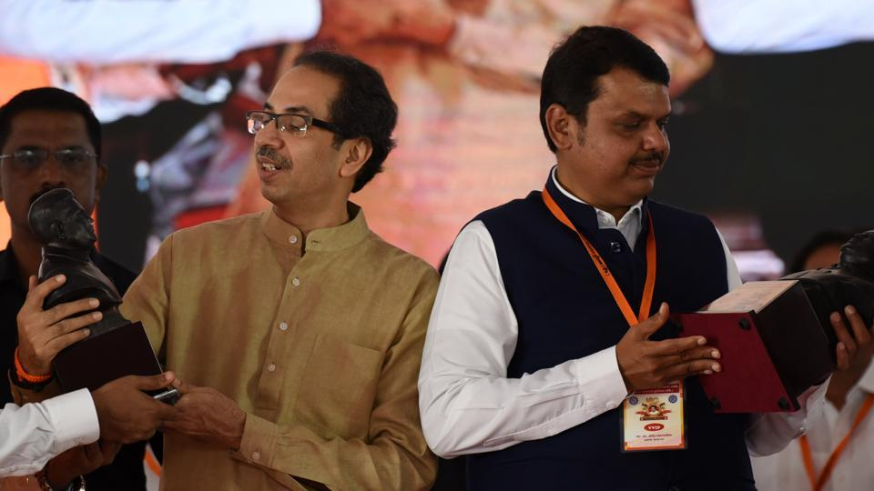 Shiv Sena boss, Uddhav Thackeray, has been particularly upset with the BJP after chief minister, Devendra Fadnavis, told reporters this week that there had been no decision on the 50-50 power-sharing formula.